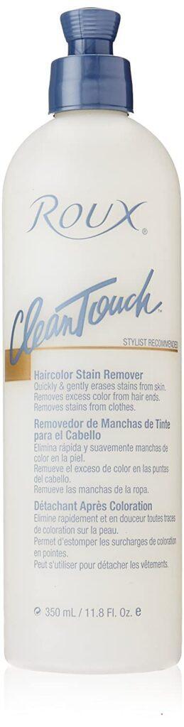 Hair color remover DIY