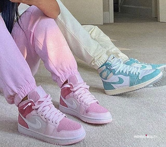 High Top Sneakers for teenage girls - Inspired Beauty