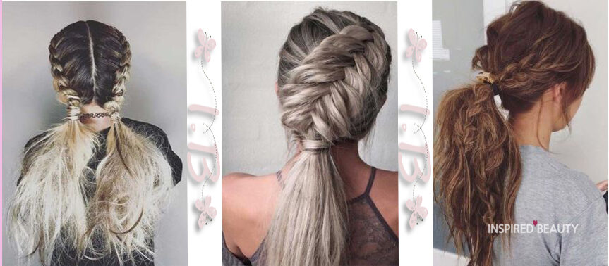18 Easy Braids Hairstyle For Long Hair Inspired Beauty