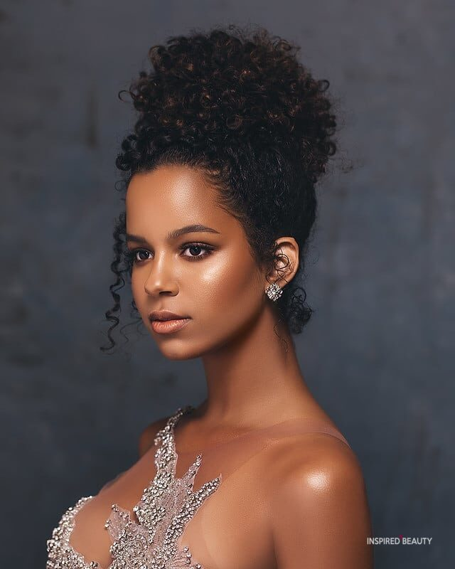 20 Wedding Hairstyles For Black Women Inspired Beauty