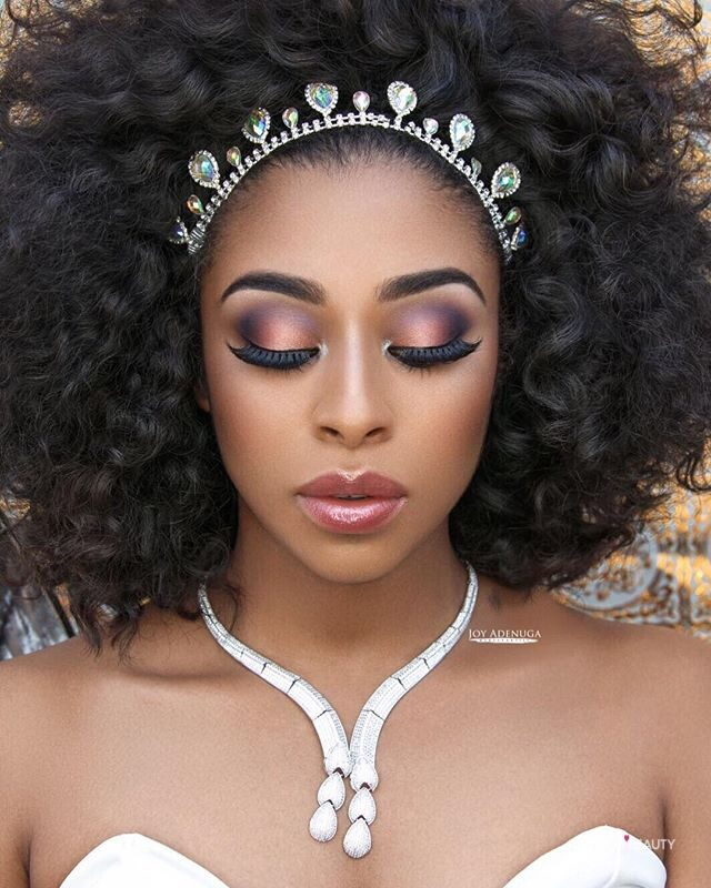 princess hairstyles for black women