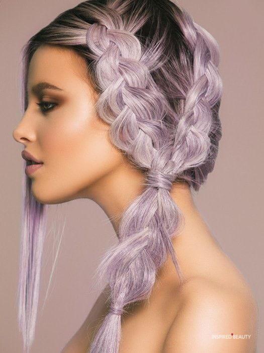 42 Mermaid Hair Color Ideas Inspired Beauty
