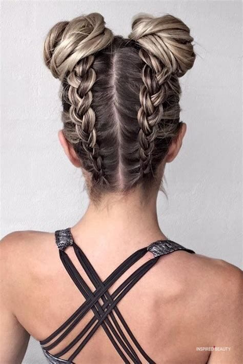 Fun Braid Hairstyles
