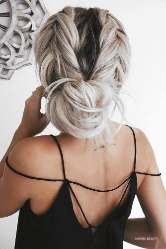 GORGEOUS BRAID HAIRSTYLES FOR PARTY AND HOLIDAYS