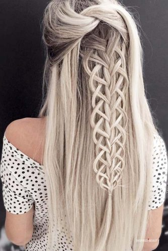 20 GORGEOUS BRAID HAIRSTYLES FOR PARTY AND HOLIDAYS