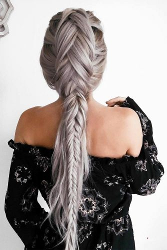 Sweet Hairstyles with Braids