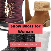 inspired-beauty.com-Snow Boots for Woman