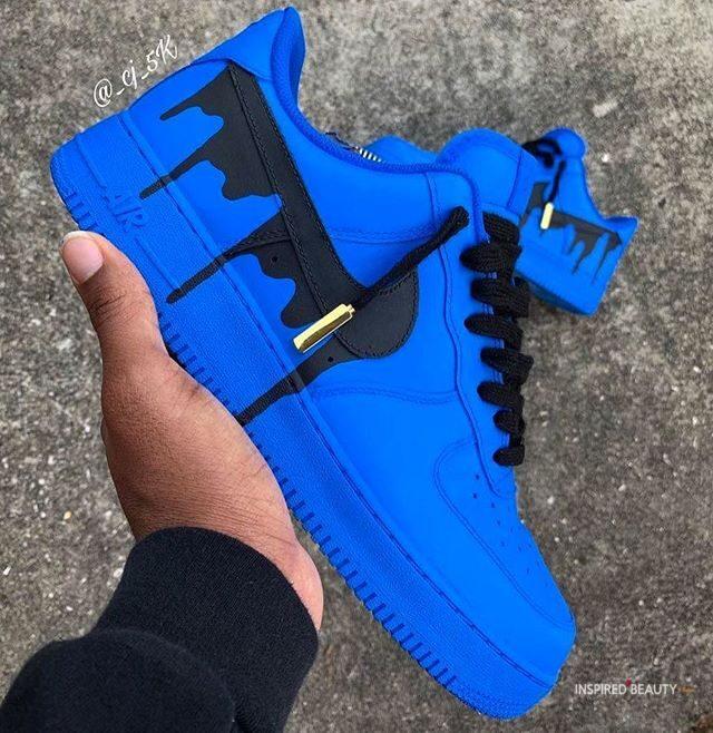 Nike Air Force 1 Custom Kicks