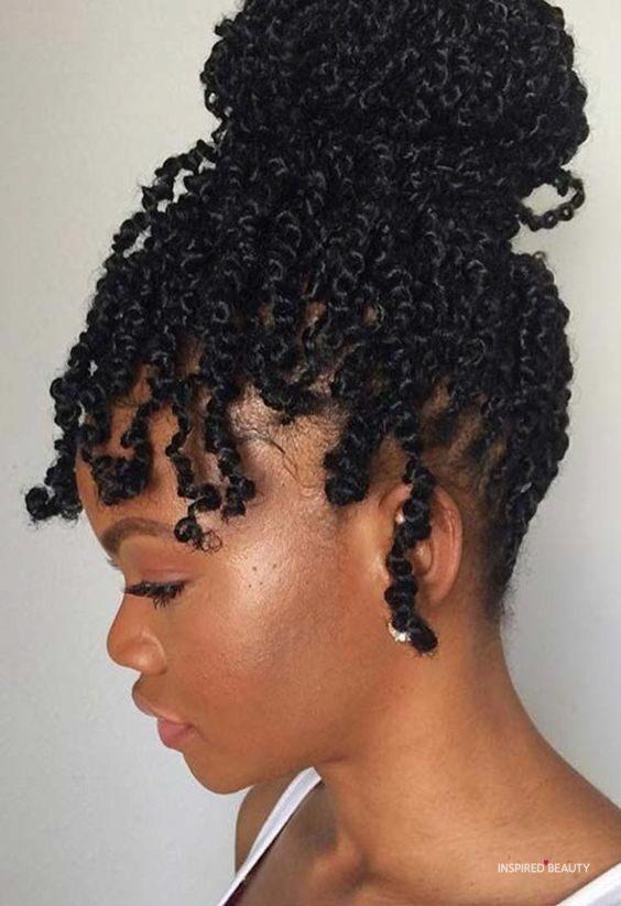 crochet kinky twist hairstyles