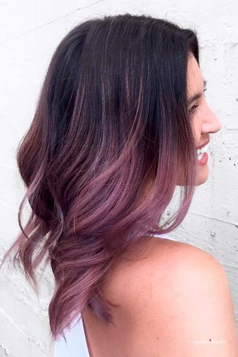 chocolate lilac hair dye