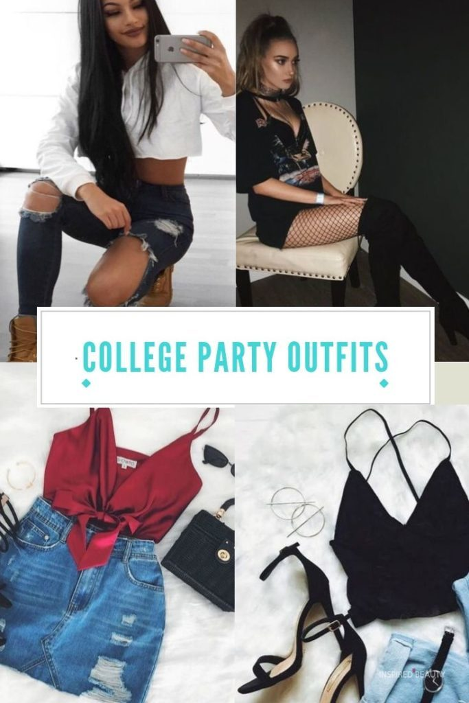 College Party Outfits