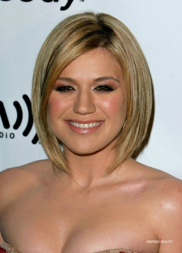 20 Gorgeous Short Haircuts For Chubby Faces Inspired Beauty