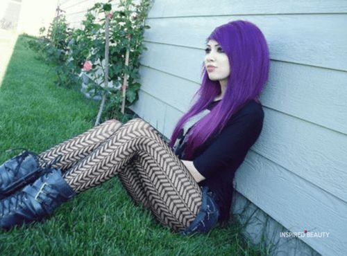 Emo hairstyles #Emohairstyles