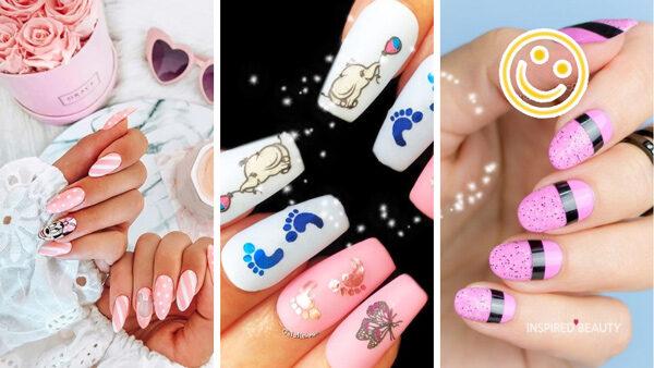 modern nails
