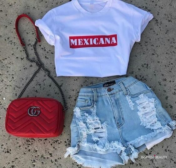 Back To School Outfits for high school Girls