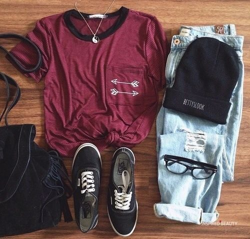 22 Cute High School Outfits For Back To Inspired Beauty