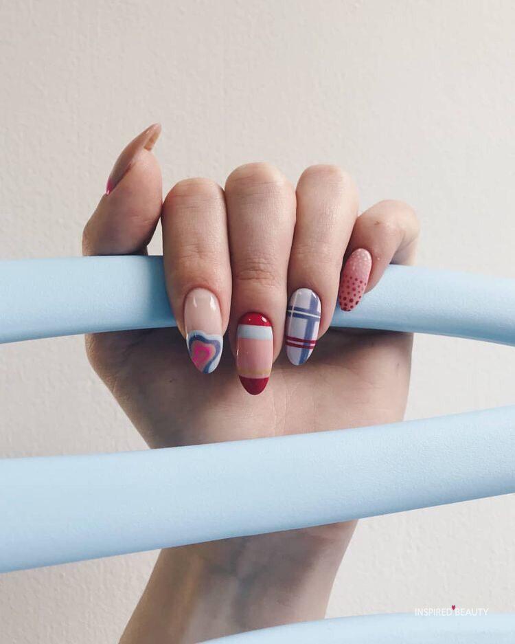cute Modern Nails