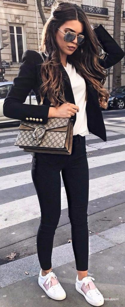 cute work outfits for fall