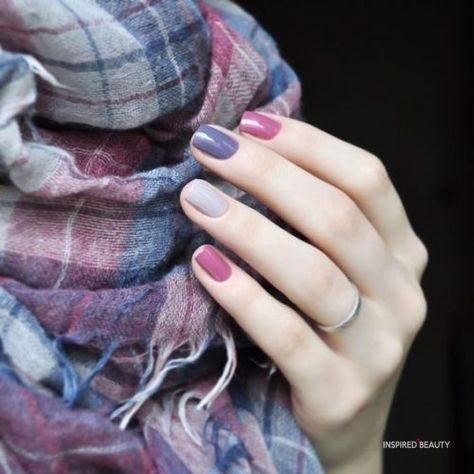 fresh autumn nail ideas