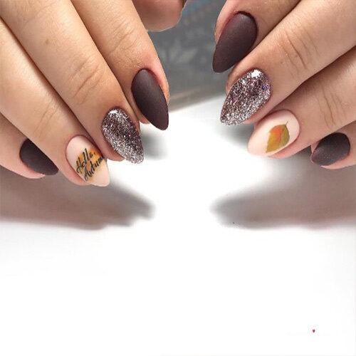 autumn nail ideas