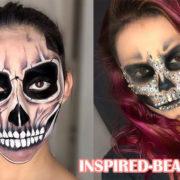 Skull Halloween Makeup
