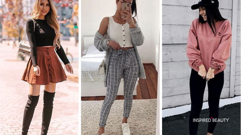 Fall Outfits For College