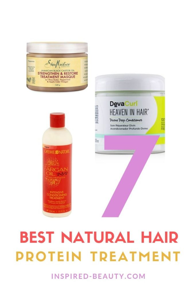 protein treatment for curly hair