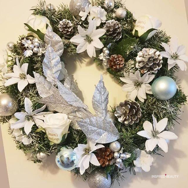 Fabulous Christmas wreaths dyi
