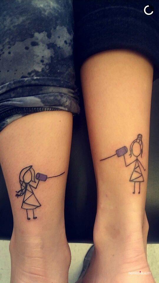 Mini tattoos for girls
