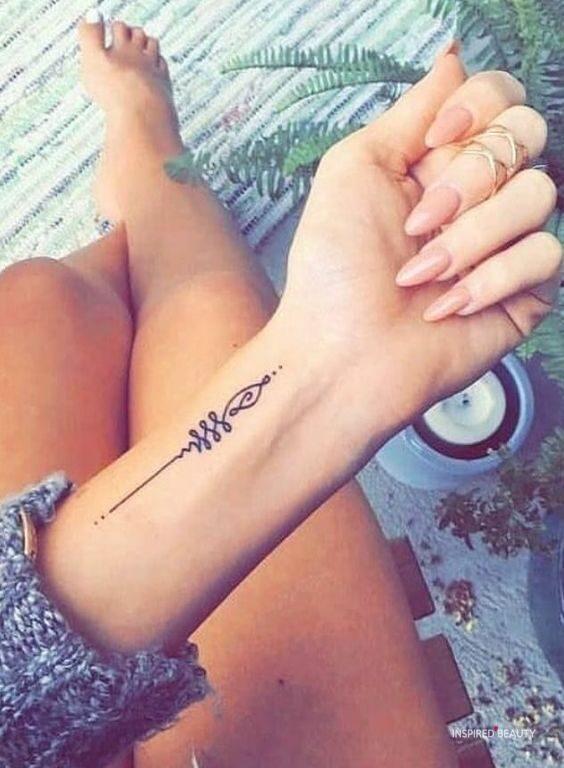 Wrist Tattoo Mini Tattoos Ideas