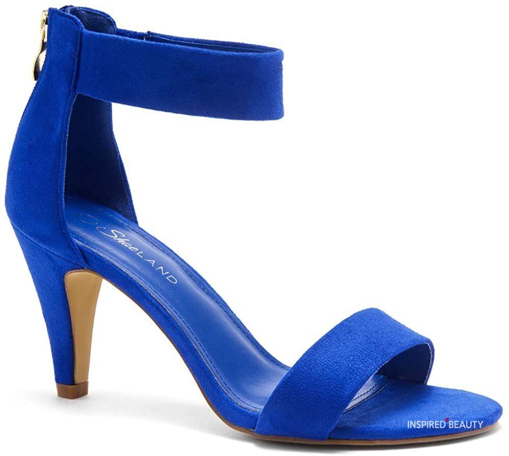 Open Toe High Heels