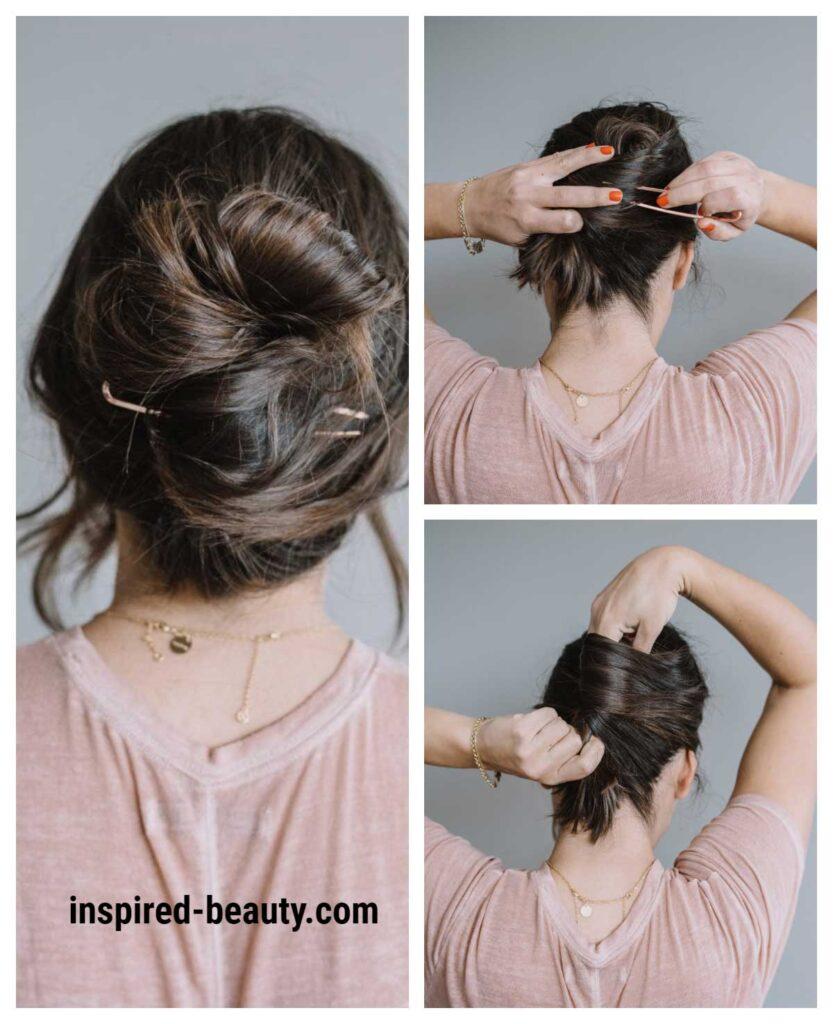 Easy Hairstyles for School Short Hair