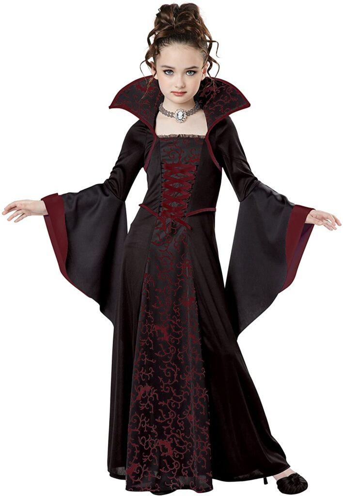 Royal Vampire Costume for Kids