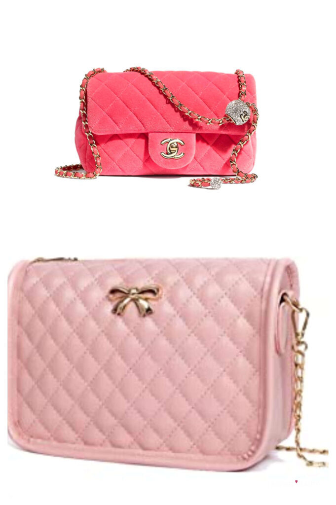 chanel dupe bag