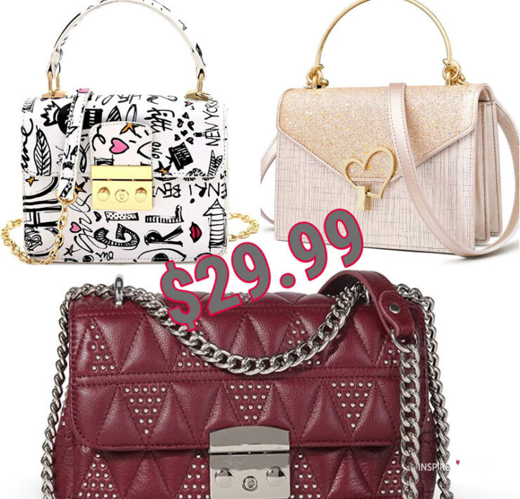 Designer Bag Dupes
