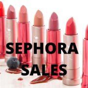 sephora sales makeup