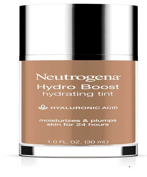 best drugstore foundations for dry skin