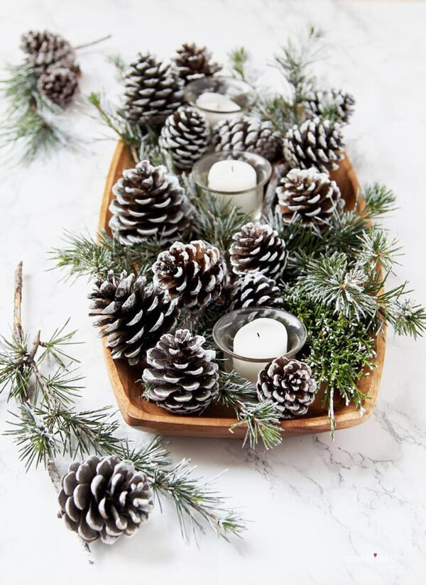 diy christmas centerpieces