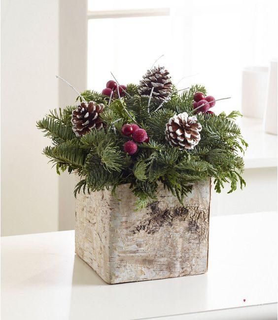 christmas centerpieces diy