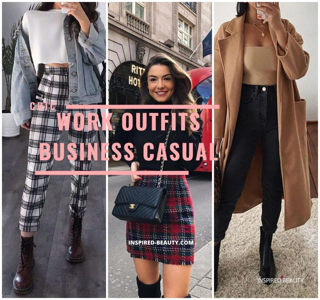 Fall Outfits for Work
