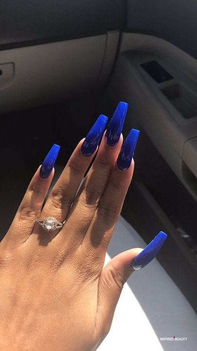 Instagram baddie nails